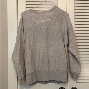 Men's adidas sweater.